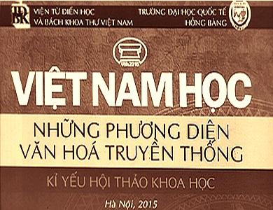 Thánh địa Việt Nam học - Danh mục bài viết