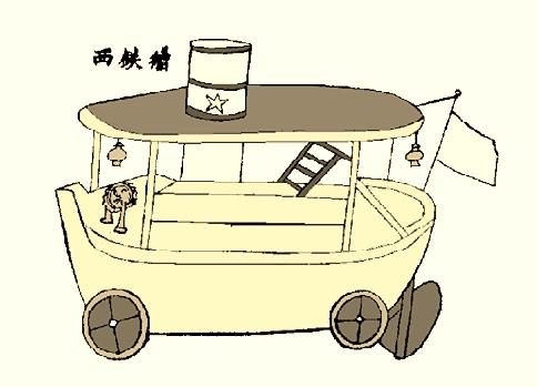 Tàu bằng sắt tây