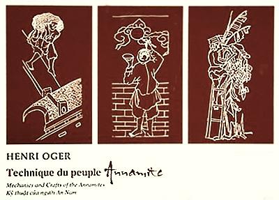 Bìa sách Henri Oger - Thánh địa Việt Nam học