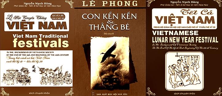Thánh địa Việt Nam học - Sách của Phó giáo sư Tiến sĩ sử học Nguyễn Mạnh Hùng