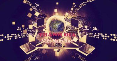 Thánh địa Việt Nam học - Trung tâm nghiên cứu Việt Nam - thanhdiavietnamhoc.com