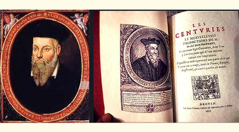 Nhà tiên tri Nostradamus - thanhdiavietnamhoc.com