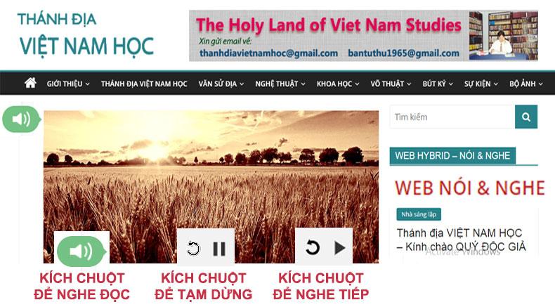 Web Hybrid - Nói & Nghe - thanhdiavietnamhoc.com