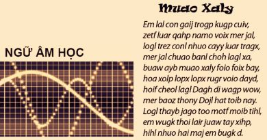 Ngữ âm học - thanhdiavietnamhoc.com