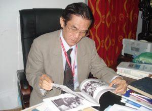 Thánh địa Việt nam học - PGS TS sử học Nguyễn Mạnh Hùng