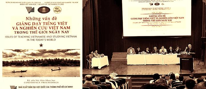 Thánh địa Việt Nam học - Hội thảo quốc tế Việt Nam học lần 4 /2019