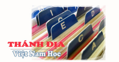 Danh mục số hoá văn bản - thanhdiavietnamhoc.com