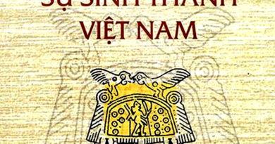 Sách Sự sinh thành Việt Nam - thanhdiavietnamhoc.com