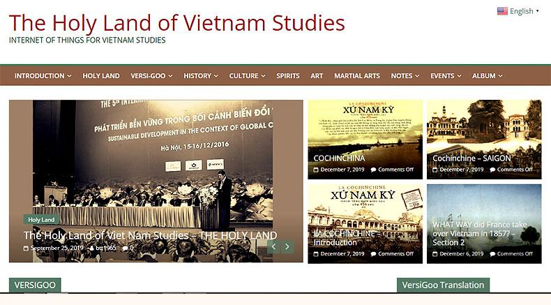 Home - holylandvietnamstudies.com
