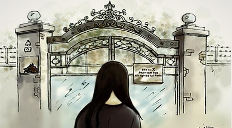 Người Gỏ cửa Hoàng hôn - thanhdiavietnamhoc.com