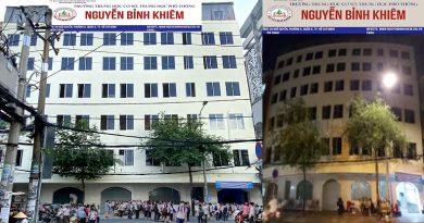 Trường Nguyễn Bỉnh Khiêm - thanhdiavietnamhoc.com